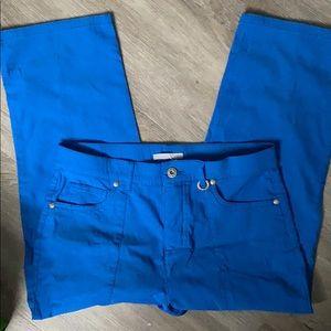 Sale🎈Simon Chang capris crop pants